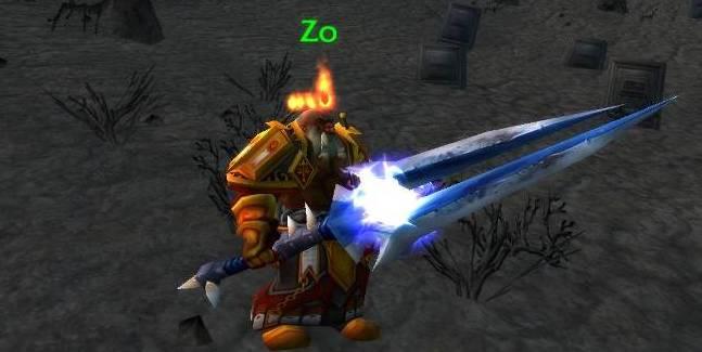 Громовая Ярость — Скриншот из игры
